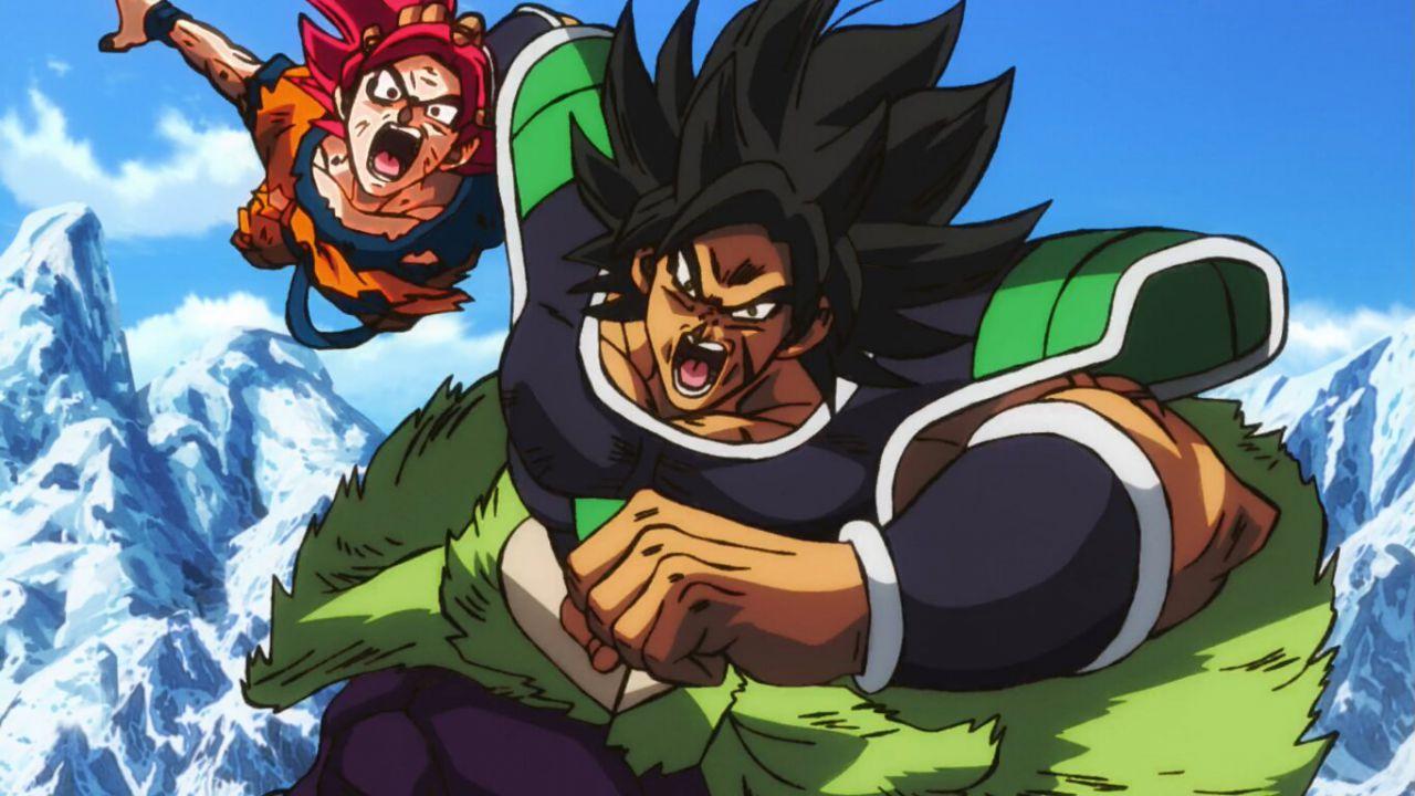 Dragon Ball Super: Broly, Toei Animation celebra il secondo anniversario della pellicola