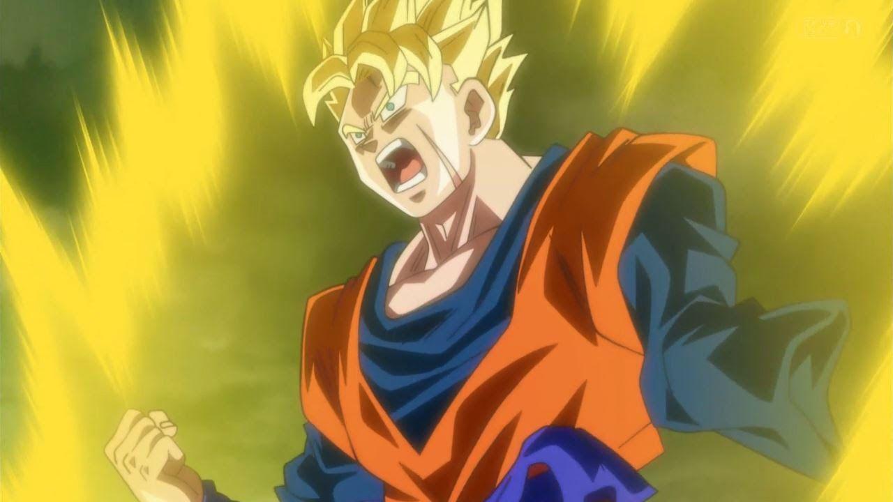 Dragon Ball Super: come apparirebbe Gohan del futuro Super Saiyan God?