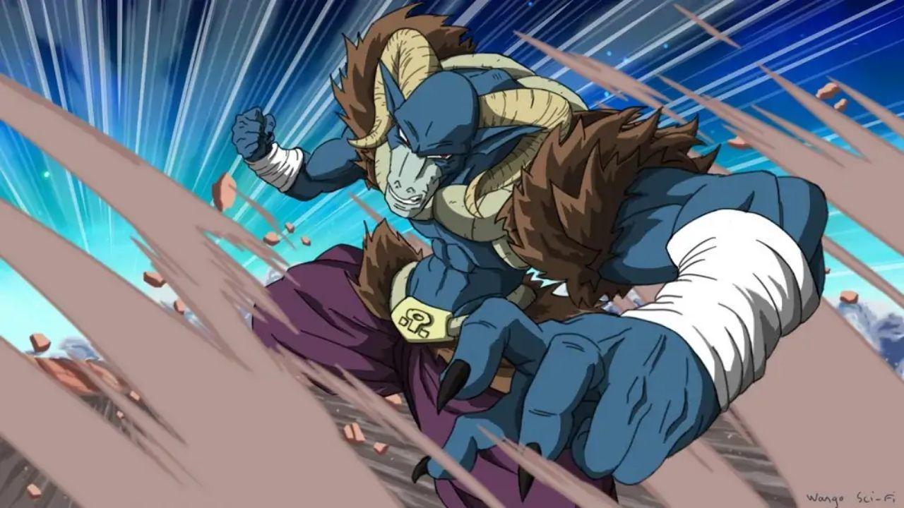 Dragon Ball Super: come sarebbe dovuto andare lo scontro con Molo secondo un fan