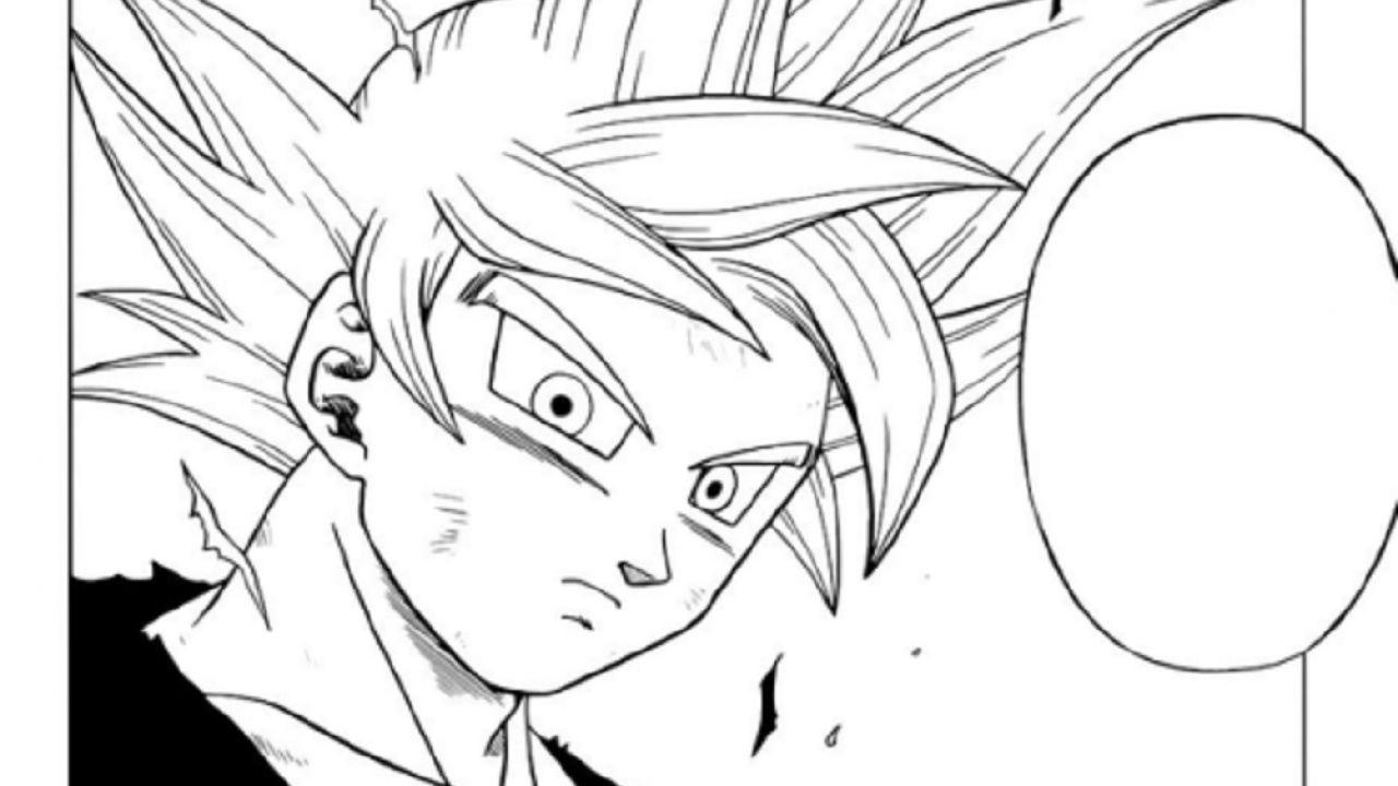 Dragon Ball Super: quanto è diventato davvero potente Goku? un indizio nel capitolo 64