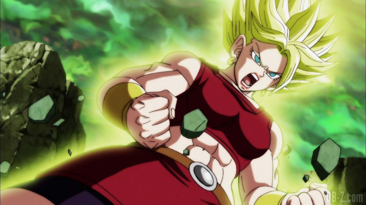 Dragon Ball Super: le differenze tra anime e manga per la trasformazione di Kale