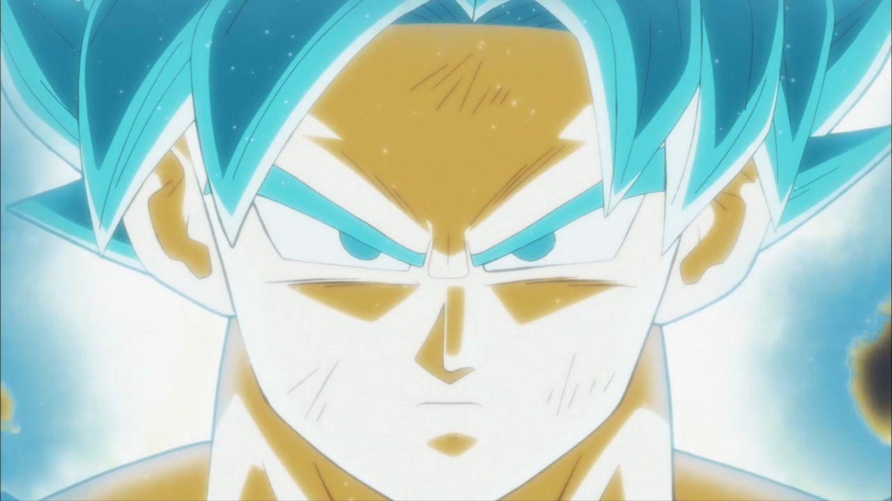 Dragon Ball Super: una fan art reimmagina il design di Goku SSJ Blue