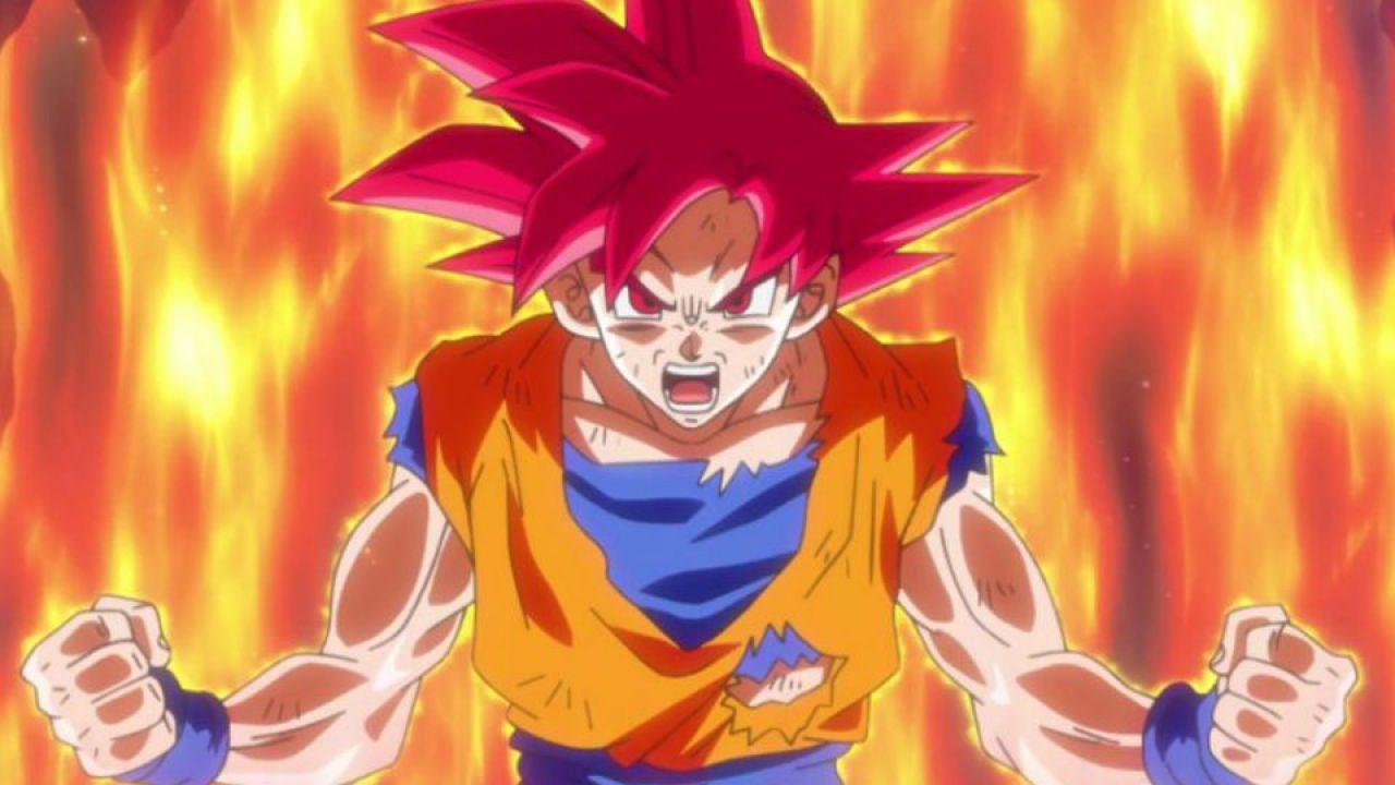 Dragon Ball Super: in questa fan art i Saiyan incontrano gli dei Greci
