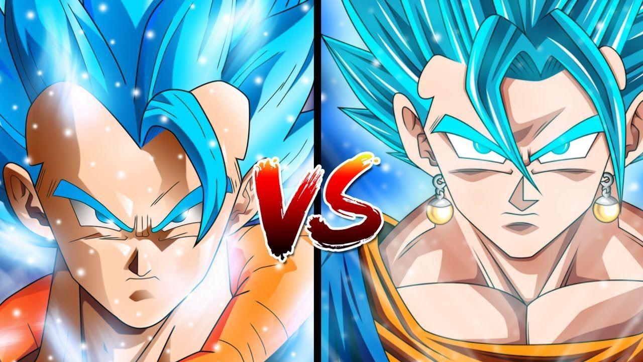 Dragon Ball Super: fan celebra la serie con uno spettacolare scontro tra Gogeta e Vegeth
