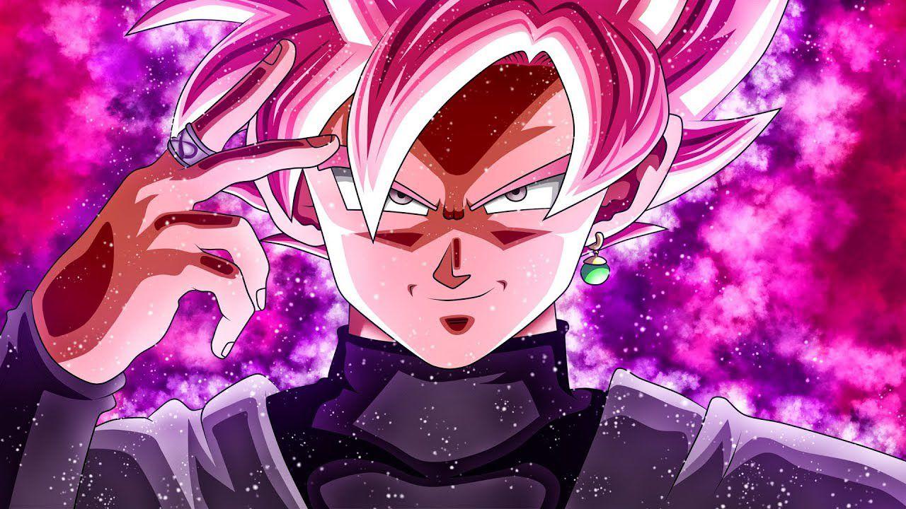 Dragon Ball Super: un fan presenta il suo Goku Black in Super Saiyan Rose ma old style