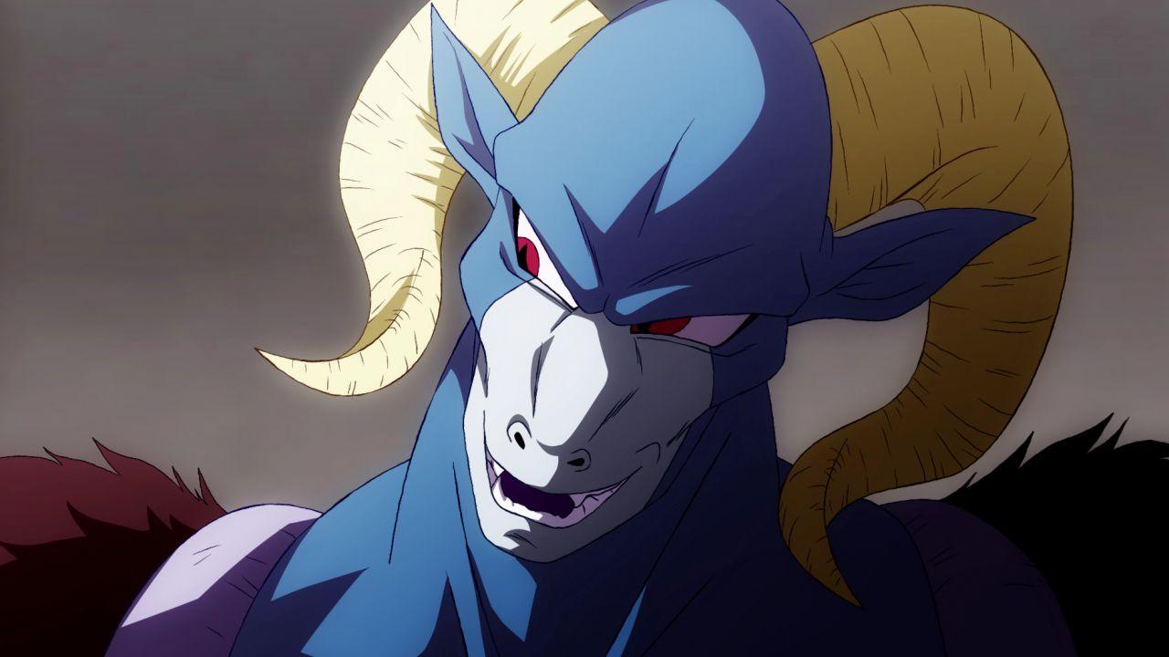 Dragon Ball Super: un fan reinterpreta il design di Molo, cosa ne pensate?