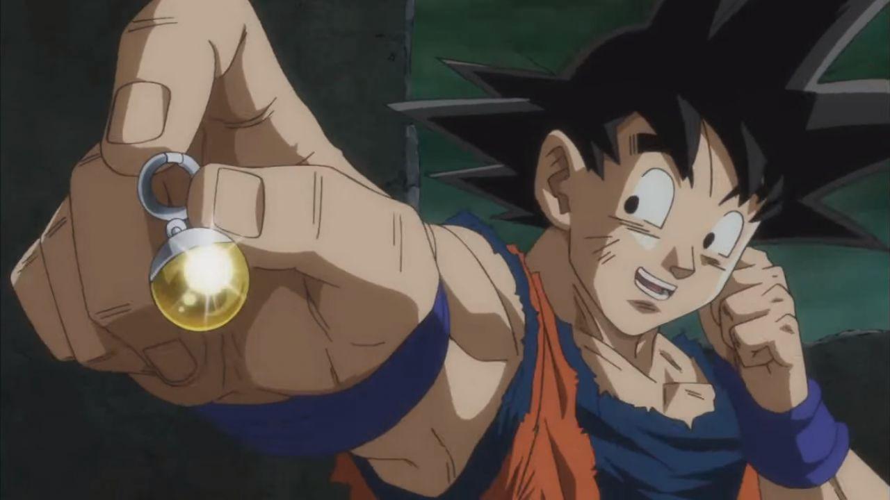 Dragon Ball Super, Goku e Broly si fondono nella superba fan animation di un utente