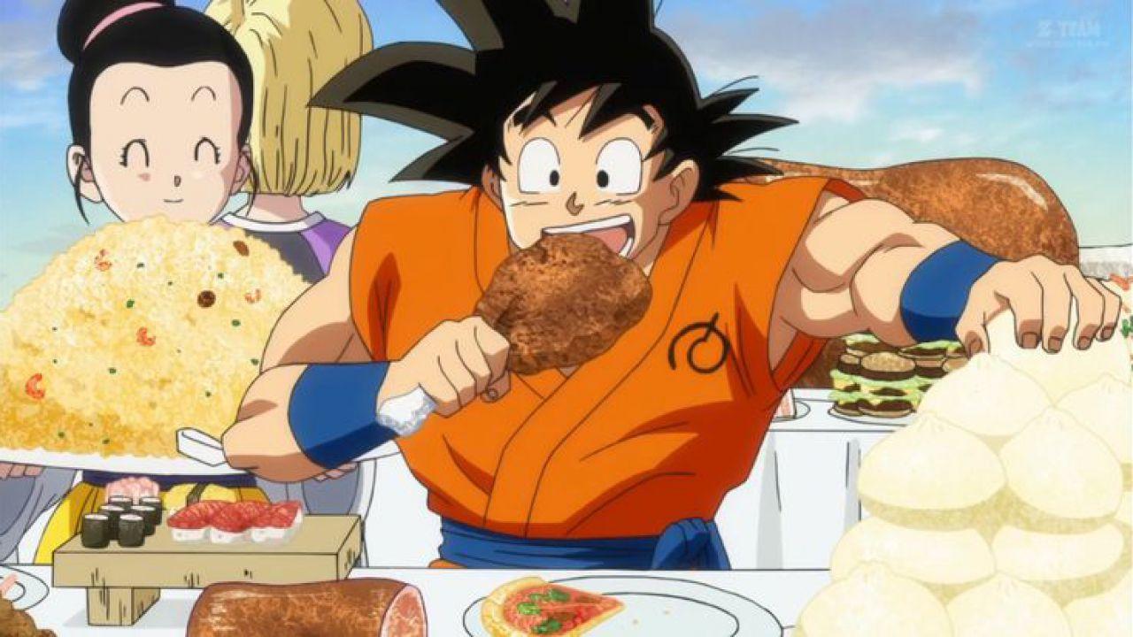 Dragon Ball Super: Goku e compagni festeggiano il finale di saga!