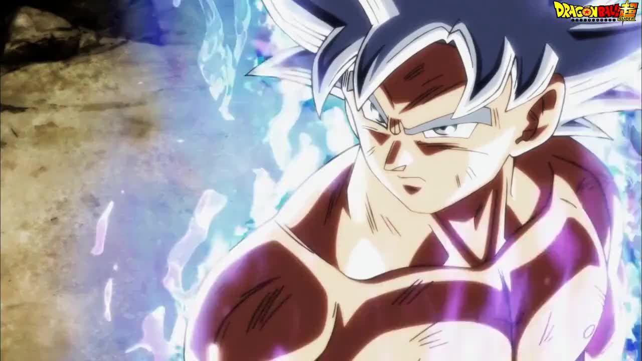 Dragon Ball Super: Goku Ultra Istinto Completo è il protagonista di un'epica fan-art