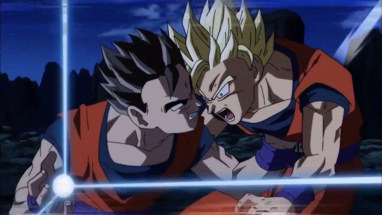 Dragon Ball Super: Goku vs Gohan, ma lo stile è quello di DBZ