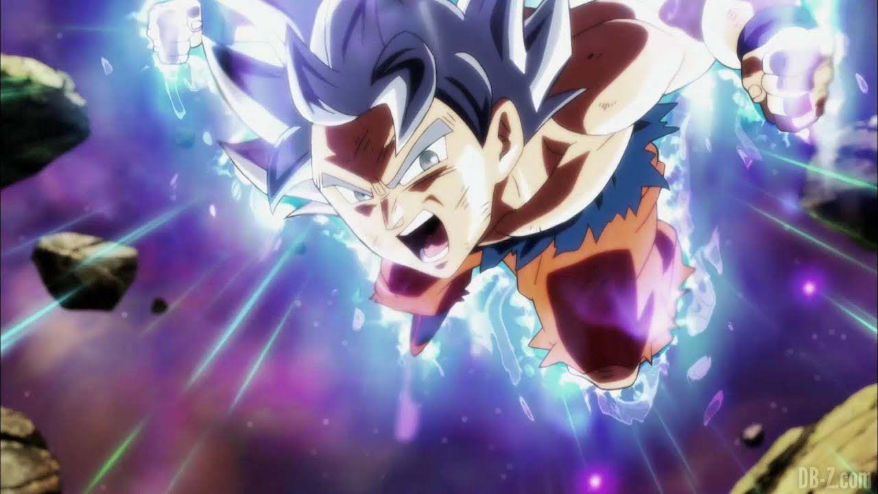Dragon Ball Super: Goku vs Molo, ma è un anime in un'epica illustrazione