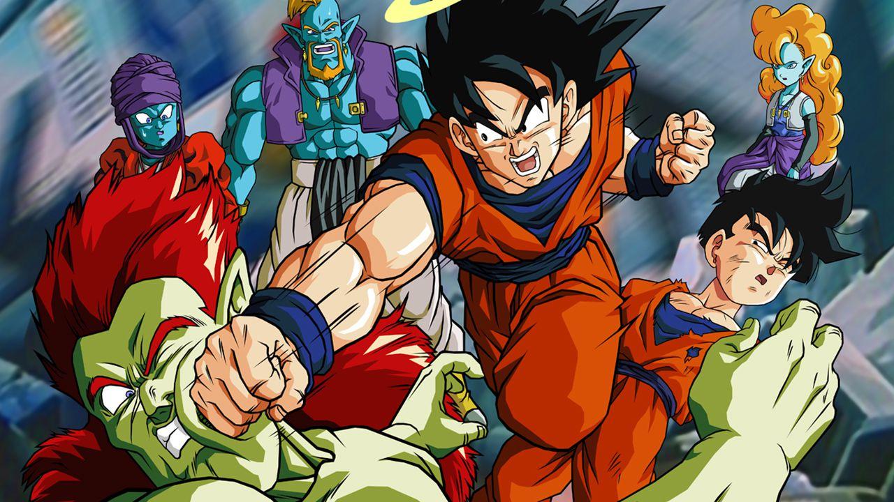 Dragon Ball Super, incredibili sketch di Goku dell'artista Yuya Takahashi