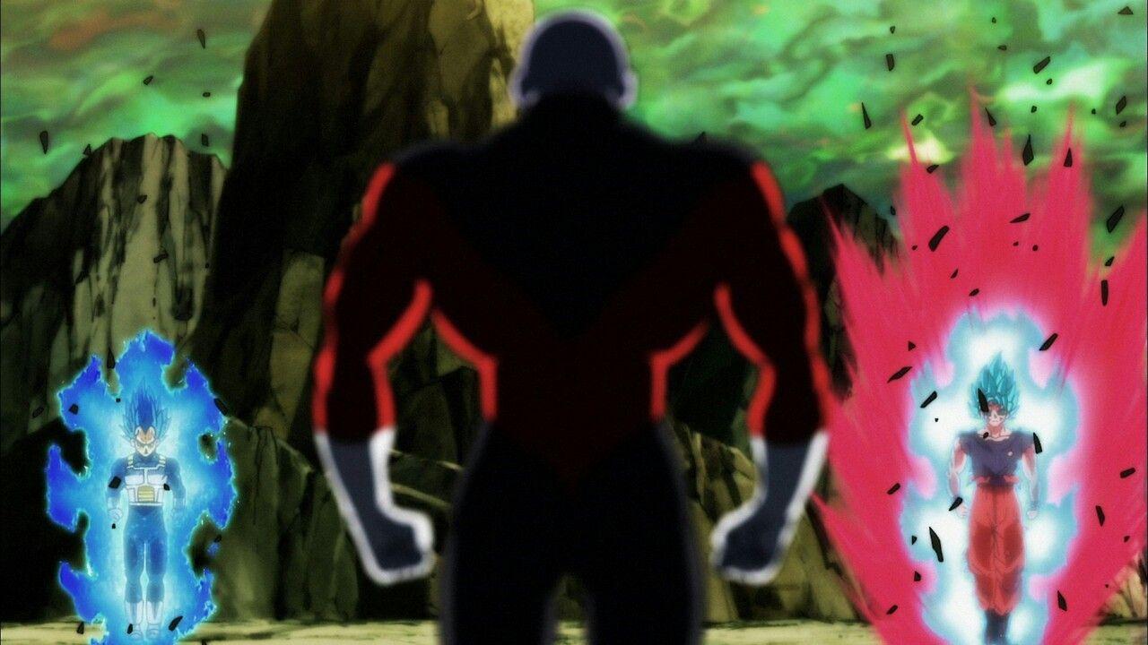 Dragon Ball Super: Jiren affronta Goku e Vegeta in questa fantastica fan art POV