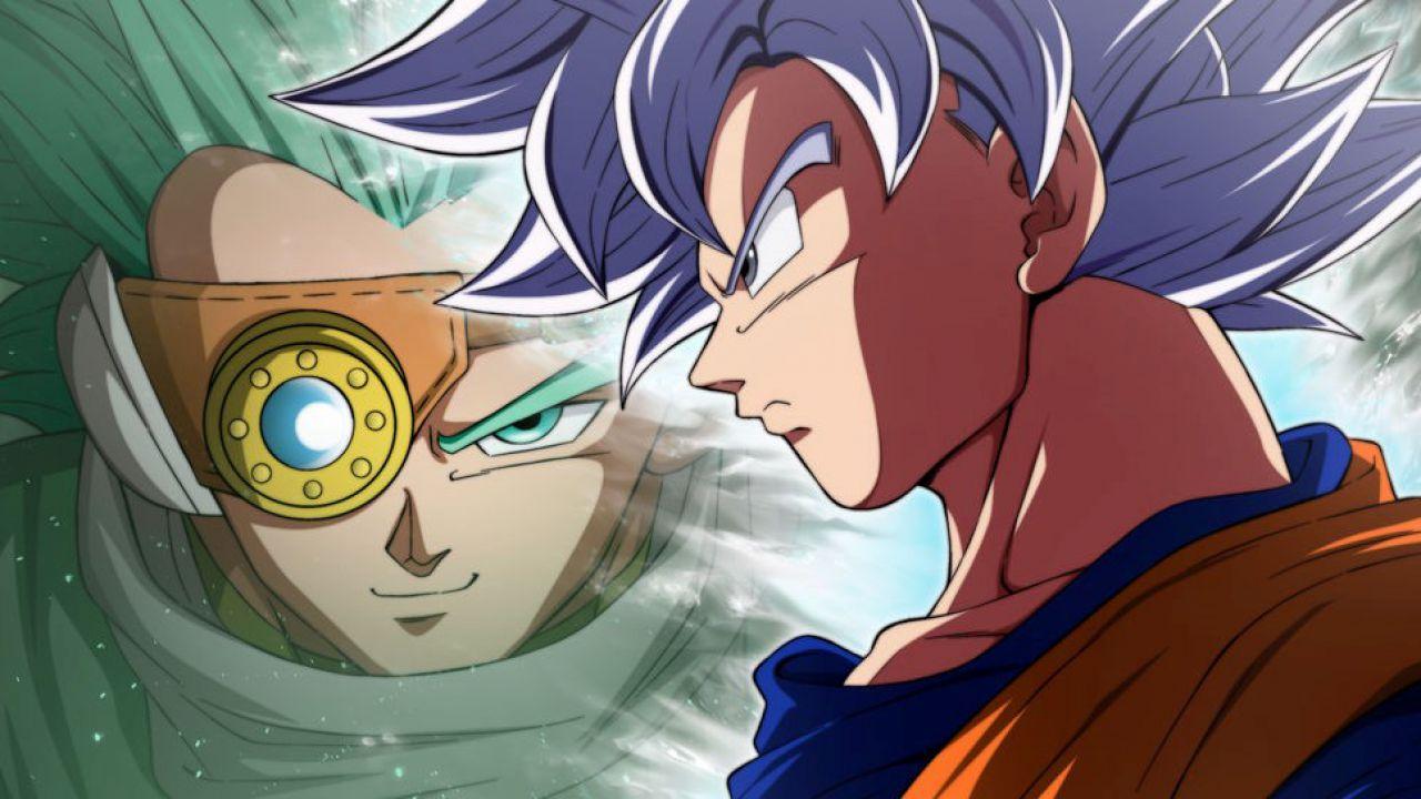 Dragon Ball Super: mostrato il design a colori di Granolah, con e senza benda sull'occhio