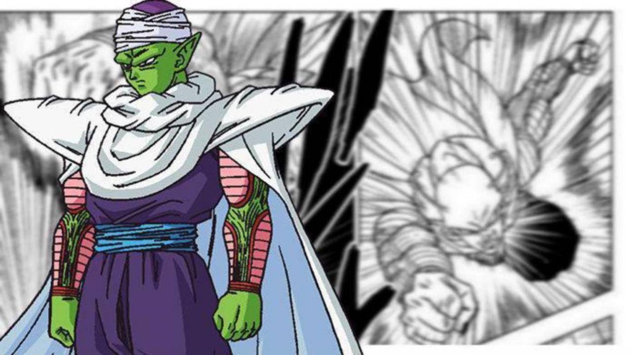 Dragon Ball Super: nell'ultimo capitolo Piccolo è protagonista di un errore banale