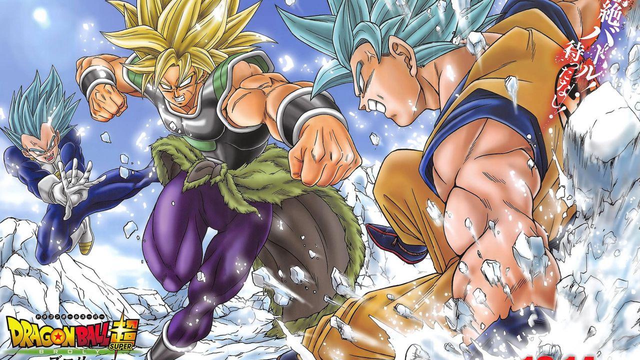 Dragon Ball Super: non c'è dubbio, Goku ha raggiunto un potere superiore a quello di Broly