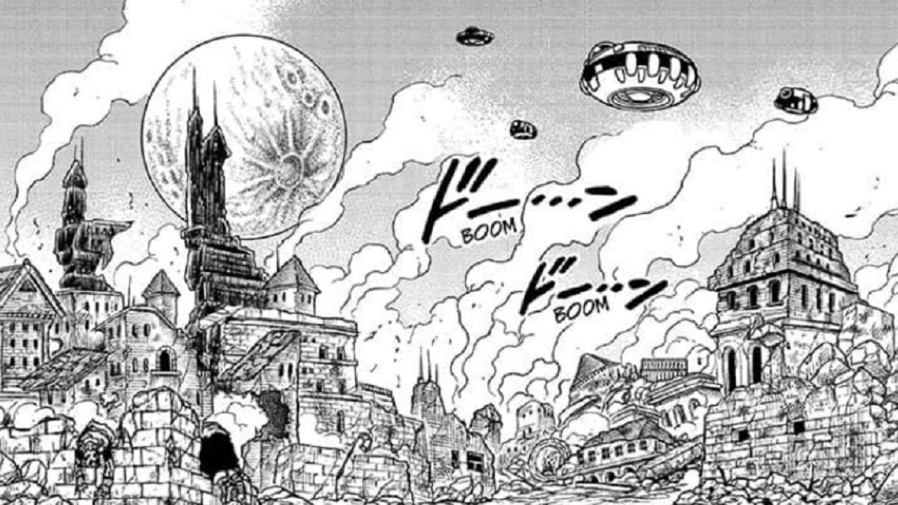 Dragon Ball Super: ecco la prima pagina del nuovo capitolo, uno sguardo al Pianeta Cereal