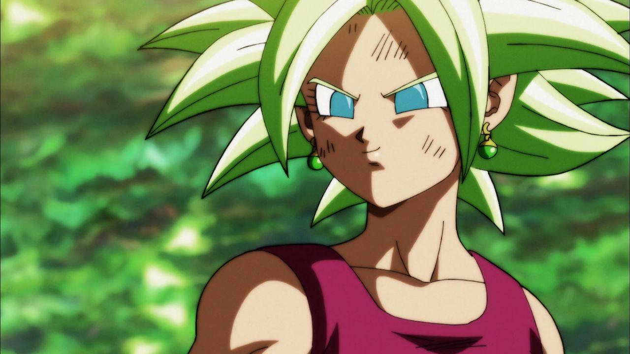 Dragon Ball Super: la potentissima Kefla e l'Ultra Istinto sabato 25 maggio su Italia 1