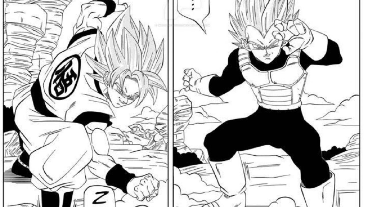 Dragon Ball Super: prime immagini per il capitolo 59