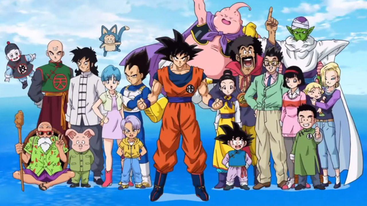Dragon Ball Super: il sensei Toyotaro ha realizzato degli sketch con Lunch e l'Androide 8