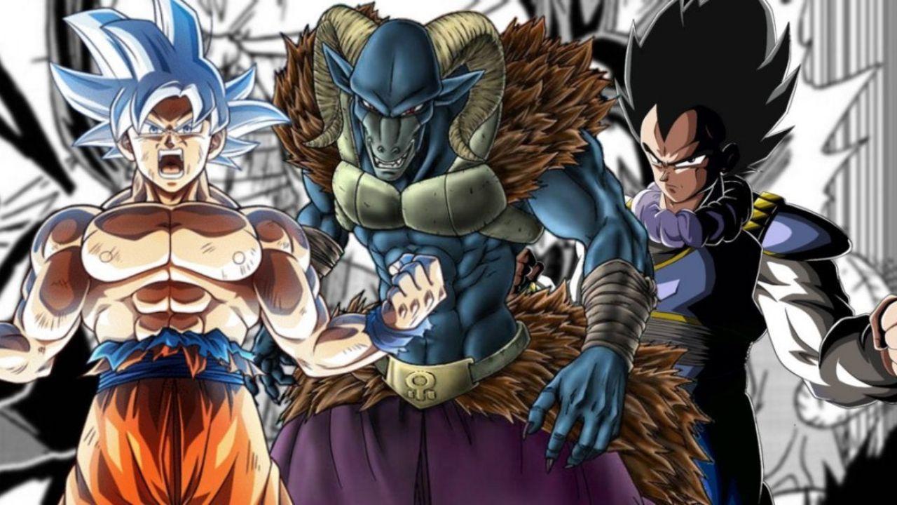 Dragon Ball Super: La serie è al centro della copertina di V Jump