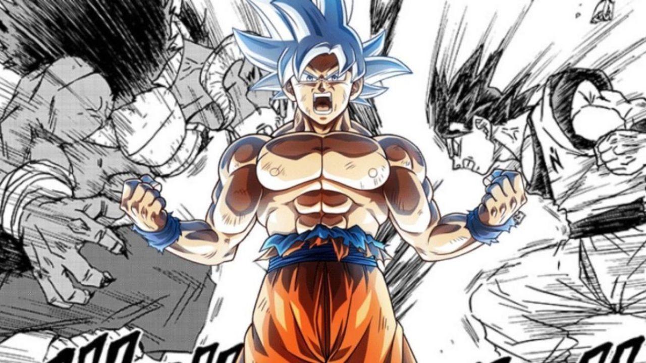 Dragon Ball Super: gli spoiler finali del capitolo 66 sono assurdi, nuovo potere per Goku?