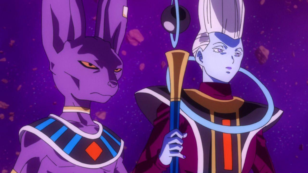 Dragon Ball Super: Svelata la posizione di Beerus e Whis al termine della serie Z?