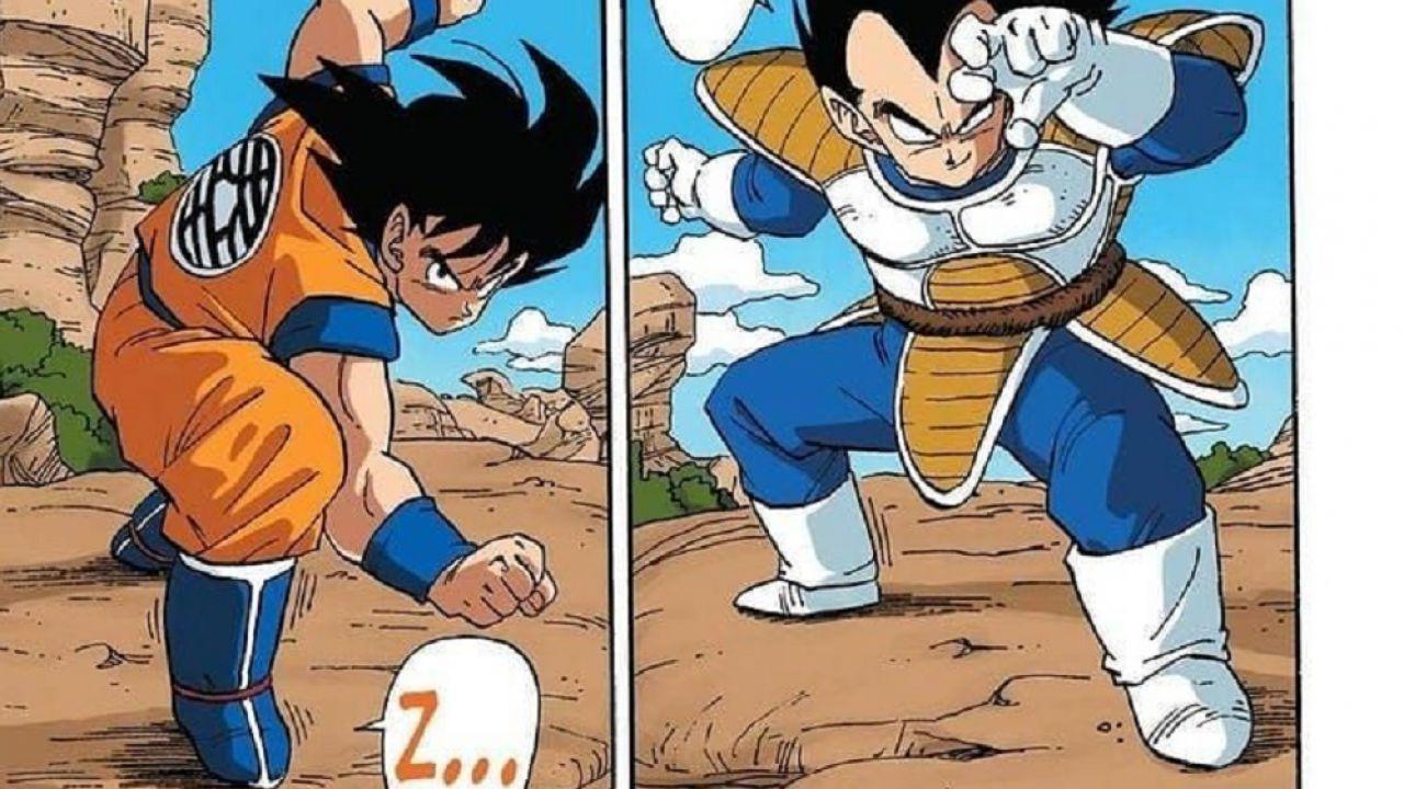 Dragon Ball Super: il talento di Vegeta, un prodigio che non è mai cambiato