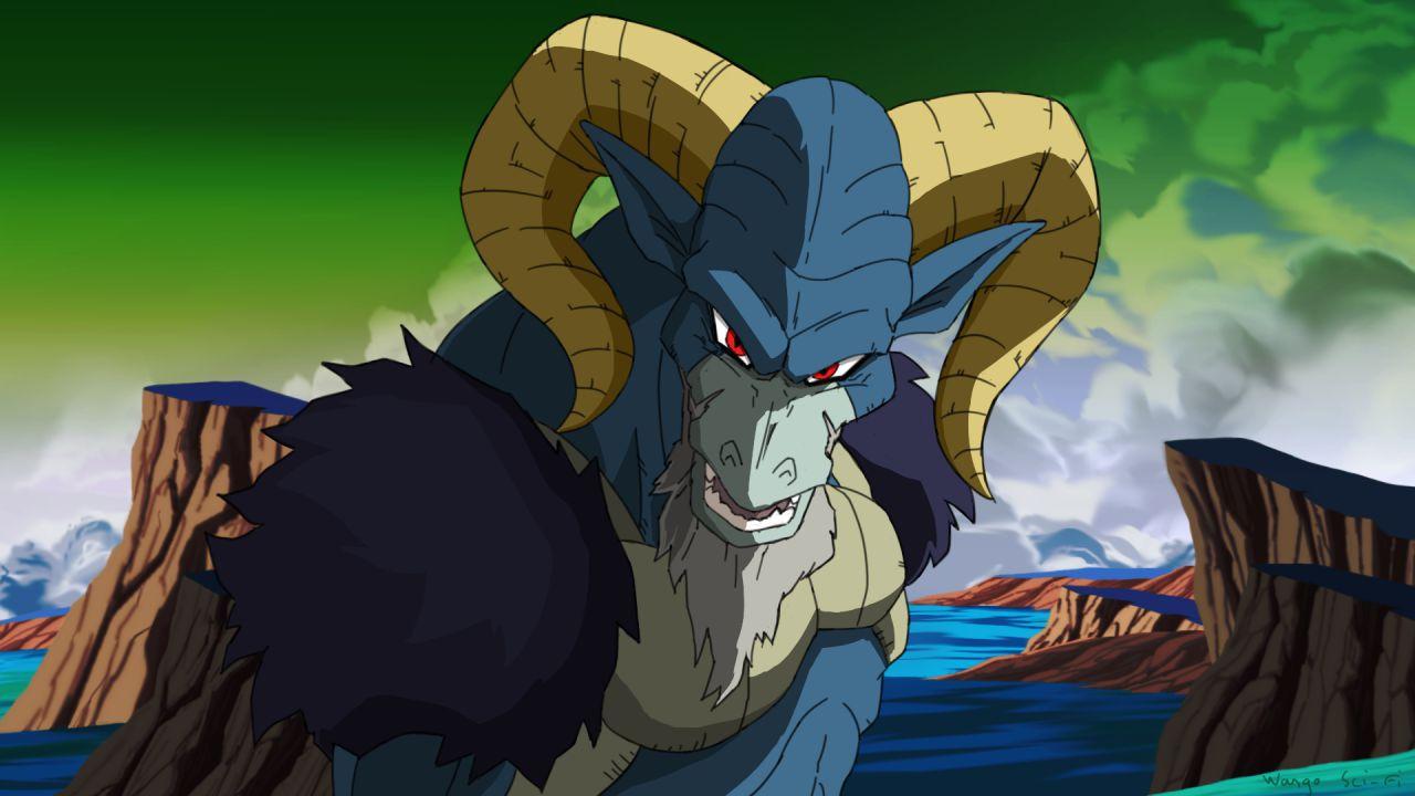 ▷ Dragon Ball Super: A fun illustration shows who will defeat Molo 〜 Anime  Sweet 💕