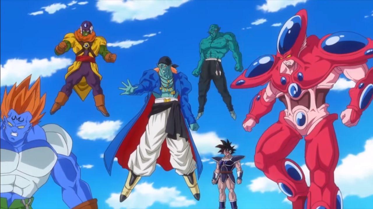Dragon Ball Super: quali altri villain dovrebbero diventare canonici come Broly?