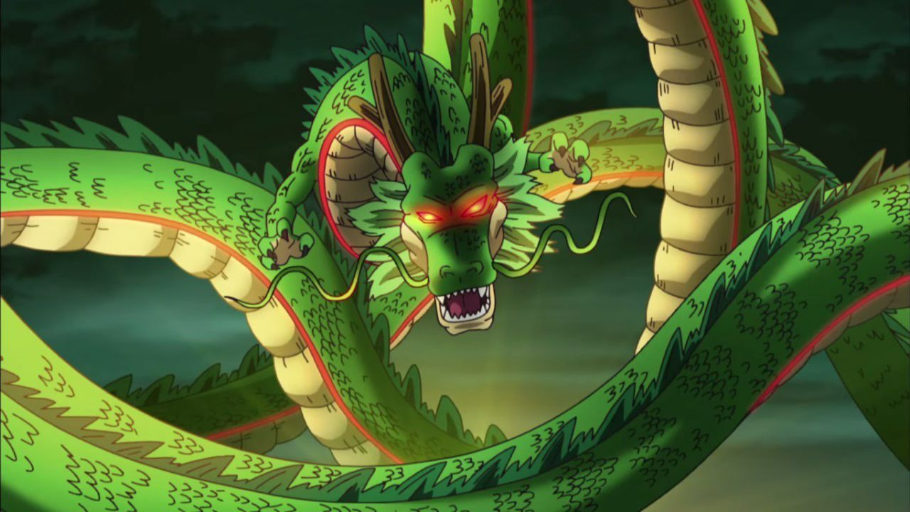 Dragon Ball: svelata l'origine del design del drago Shenron