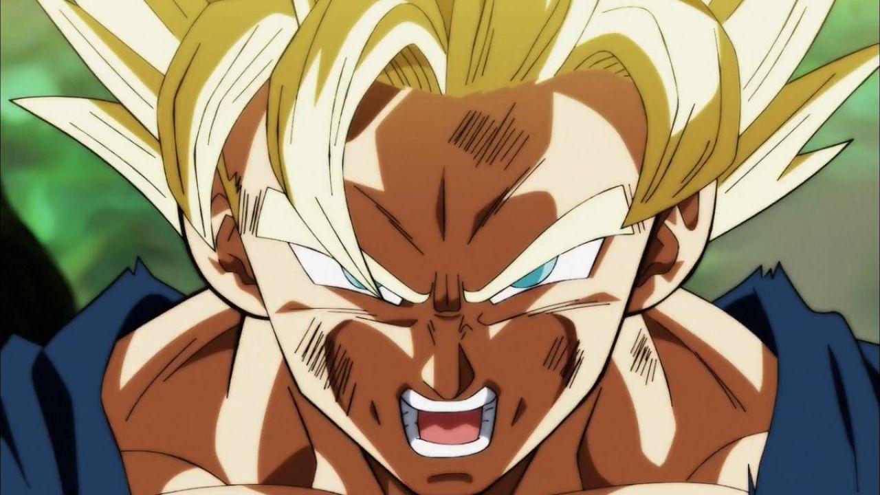 Dragon Ball: Takahashi mostra l'animazione utilizzata per trasformare Goku in Super Saiyan