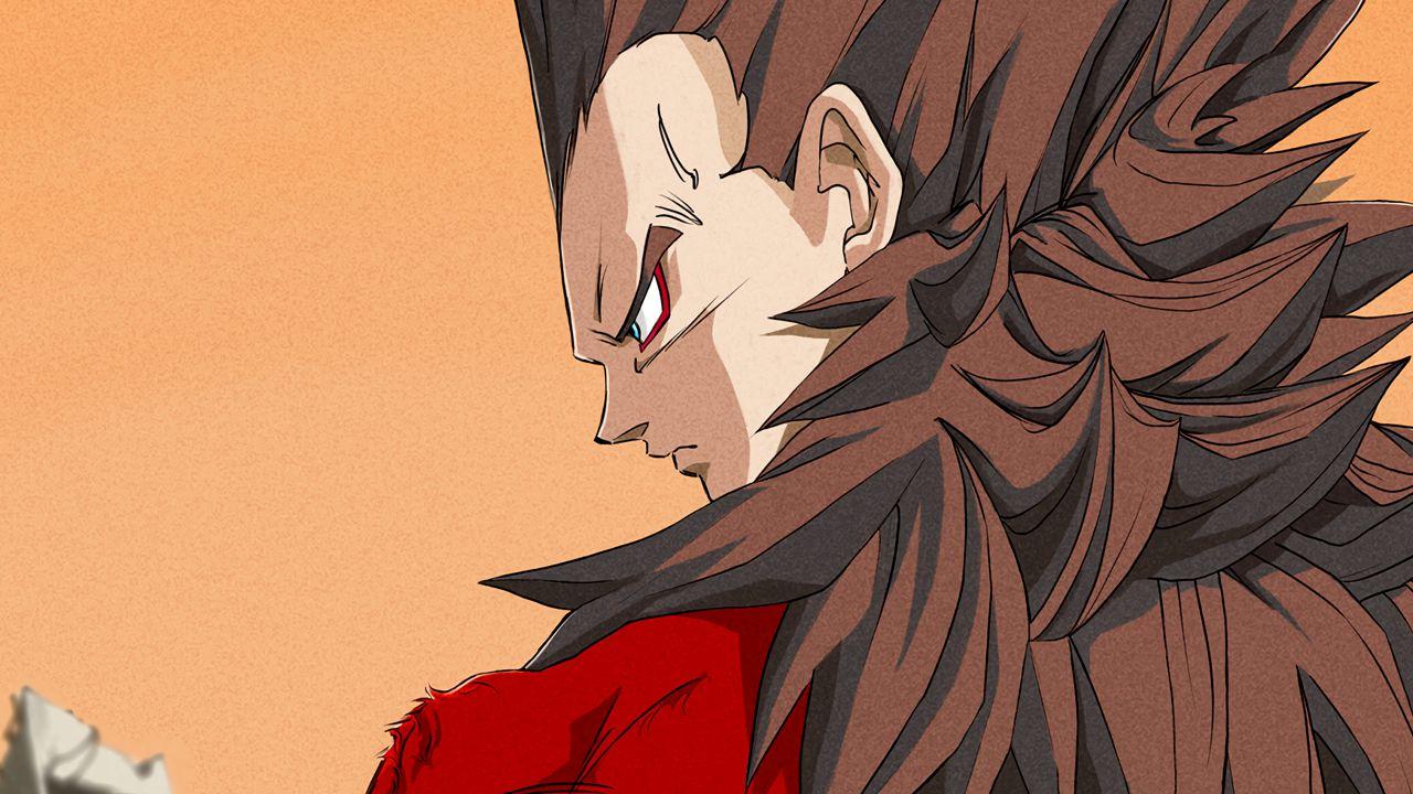 Dragon Ball: Vegeta SSJ4 contro Broly SSJ3 in una splendida fan animation