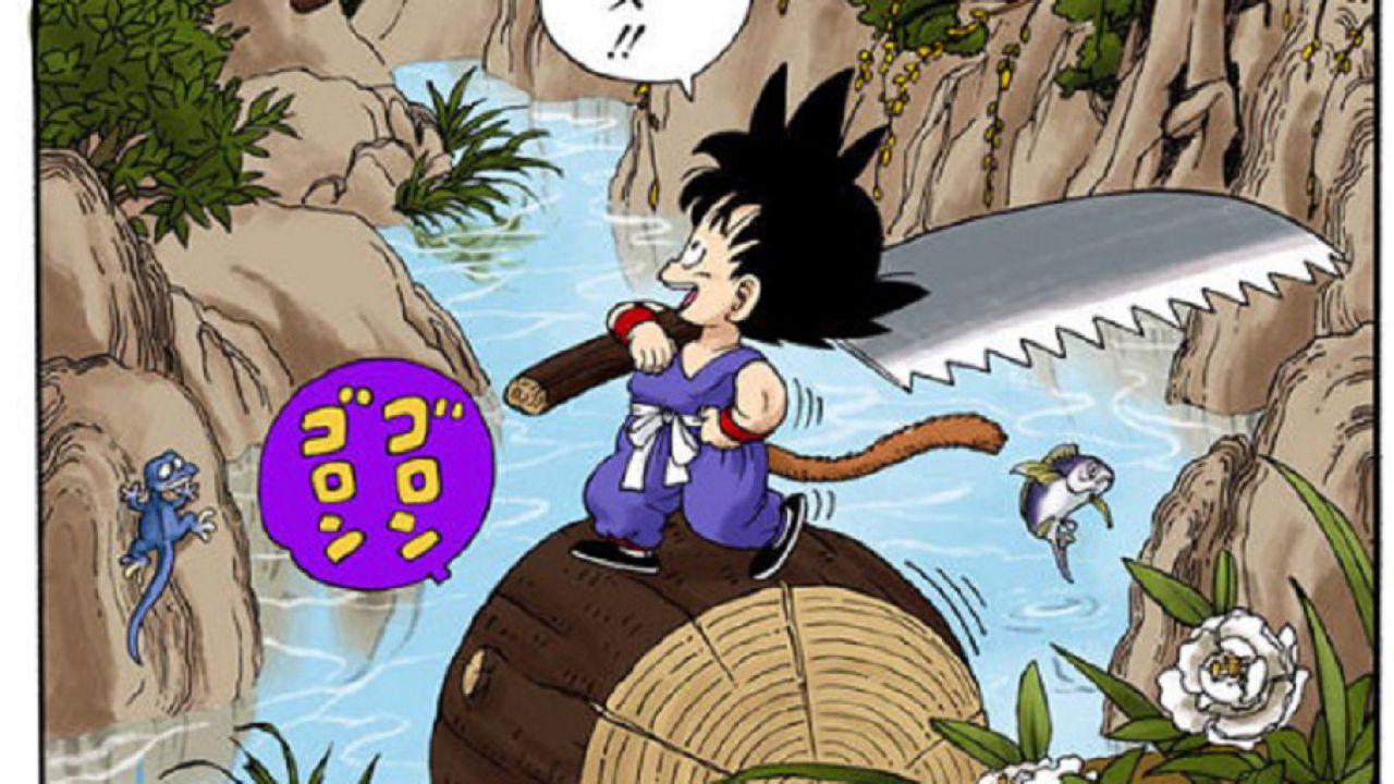 Dragon Ball: il viaggio di Toriyama a Bali e il personaggio ispirato alla sua guida