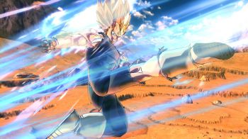 Dragon Ball Xenoverse 2: vediamo Majin Vegeta in azione