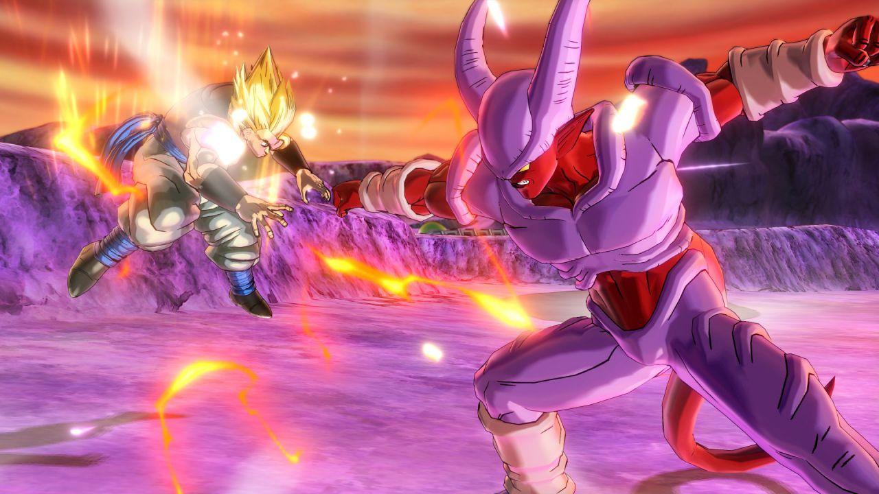 Dragon Ball Xenoverse 2: vediamo un'ora di gameplay tratta dalla beta