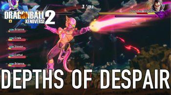Dragon Ball Xenoverse 2: video gameplay per una missione multi giocatore