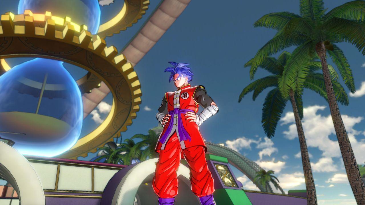 Dragon Ball Xenoverse: data di uscita giapponese