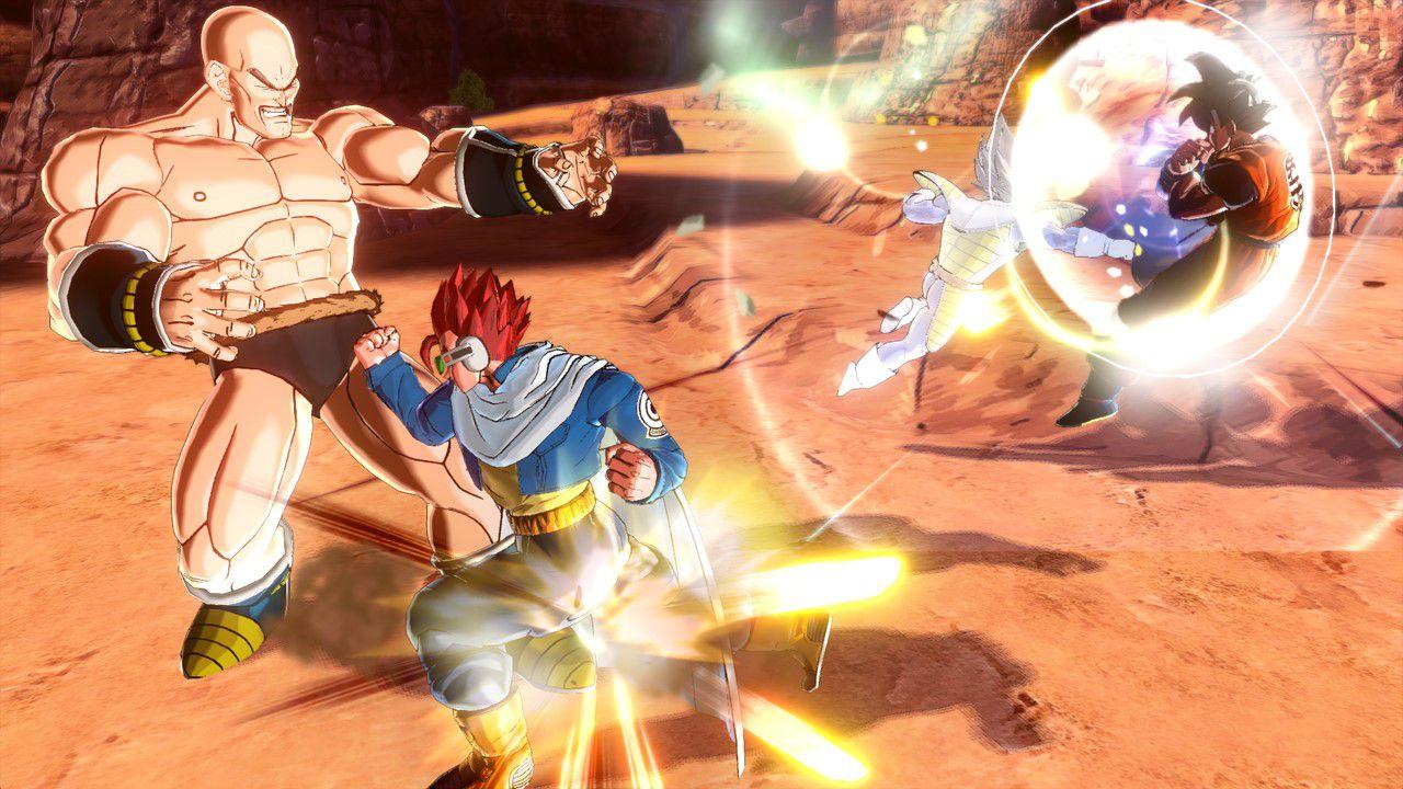 Dragon Ball Xenoverse: demo e trailer al Jump Festa