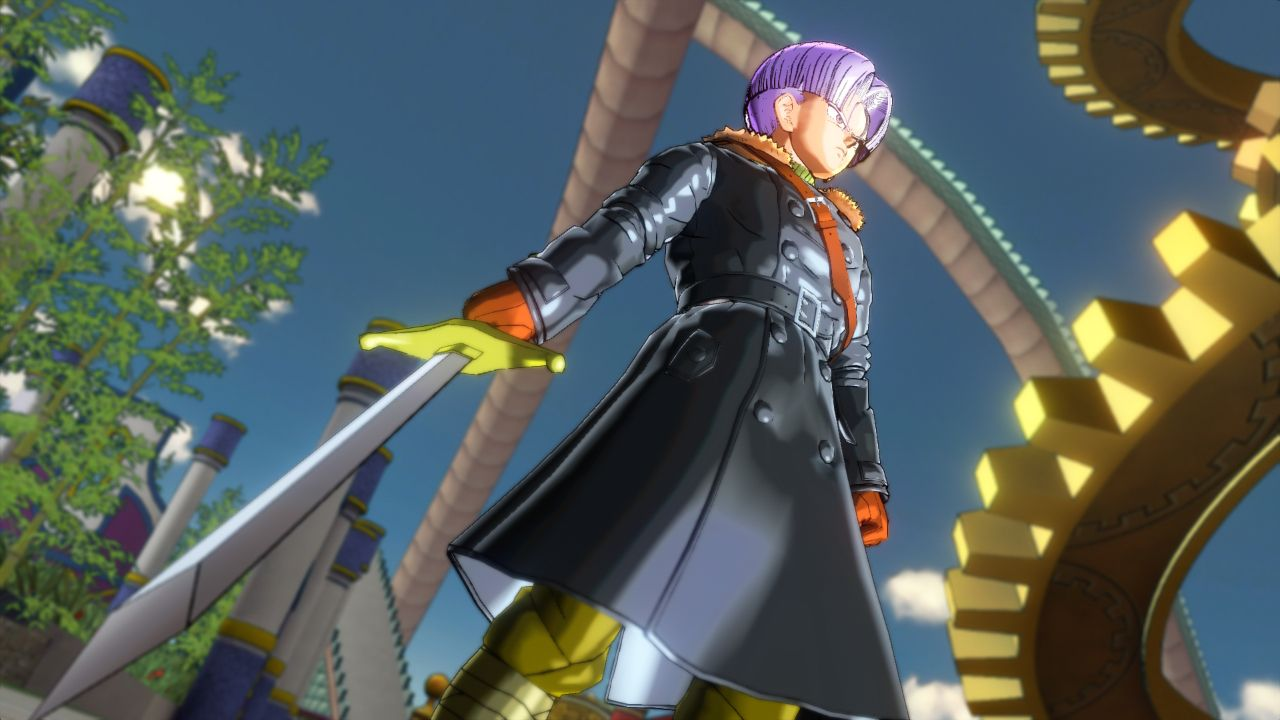 Dragon Ball Xenoverse: network test solo su PlayStation 3