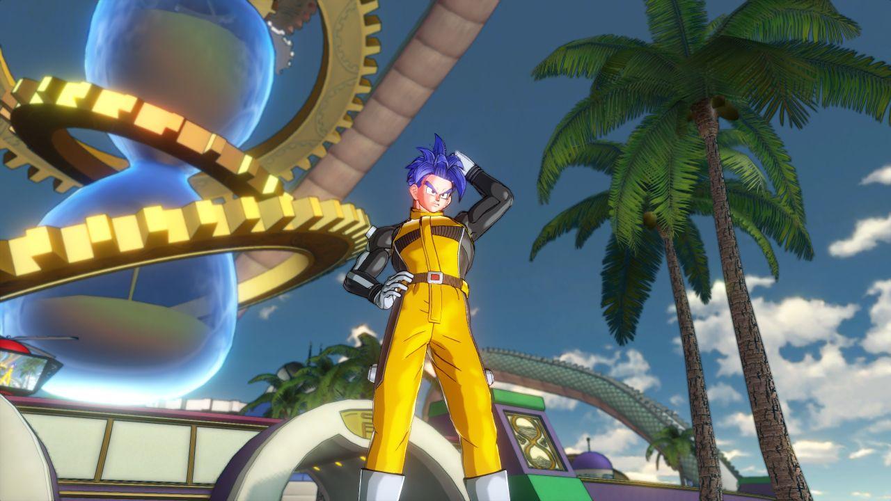 Dragon Ball Xenoverse, nuove immagini del gioco