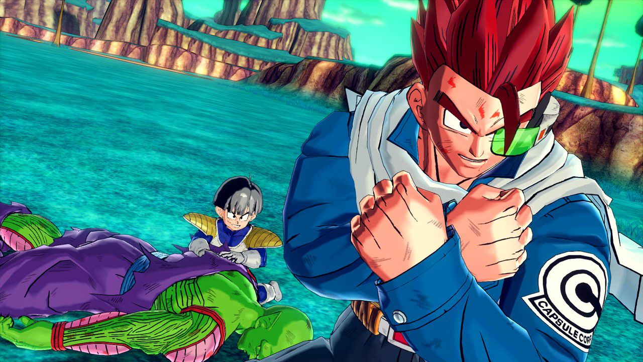 Dragon Ball Xenoverse, nuovi screenshot del gioco