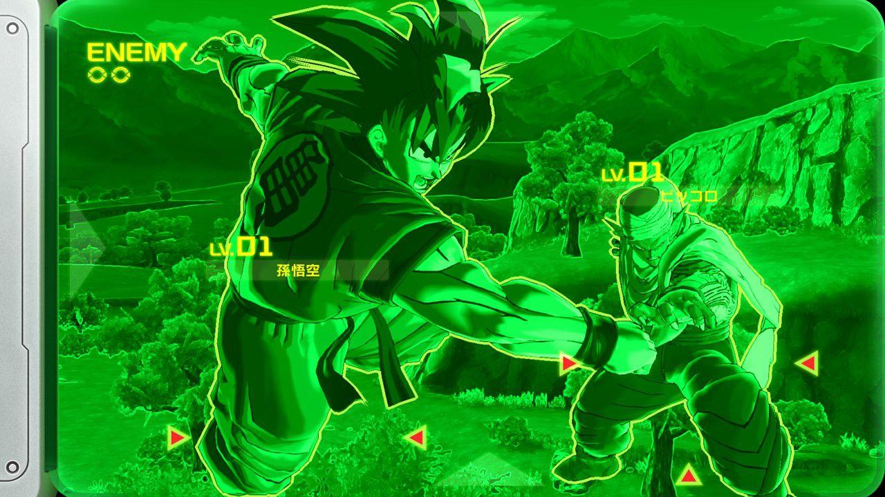 Dragon Ball Xenoverse: rivelati due nuovi personaggi
