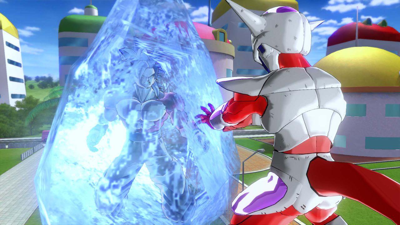 Dragon Ball Xenoverse, svelato il peso delle edizioni digitali per PlayStation