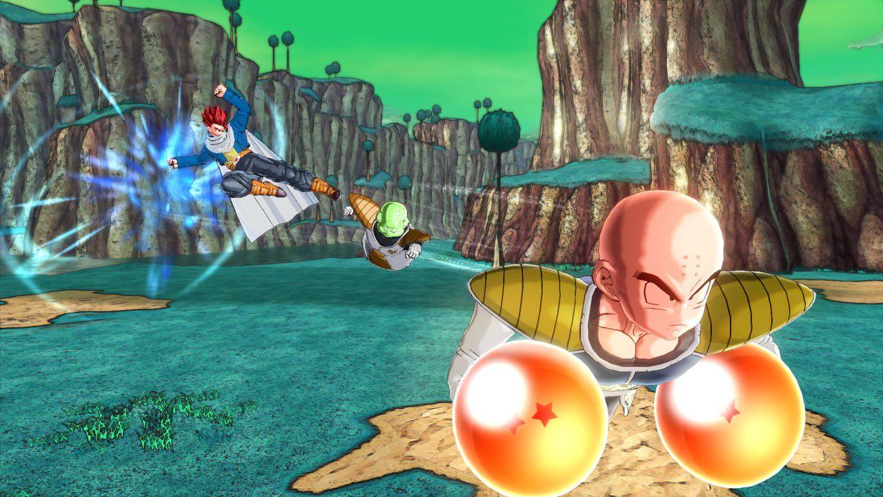 Dragon Ball Xenoverse, tante nuove immagini per i personaggi