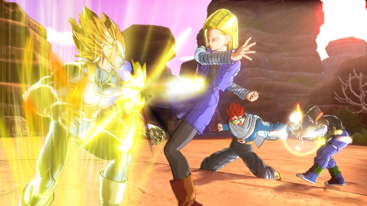 Dragon Ball Xenoverse: video gameplay commentato dal producer Masayuki Hirano