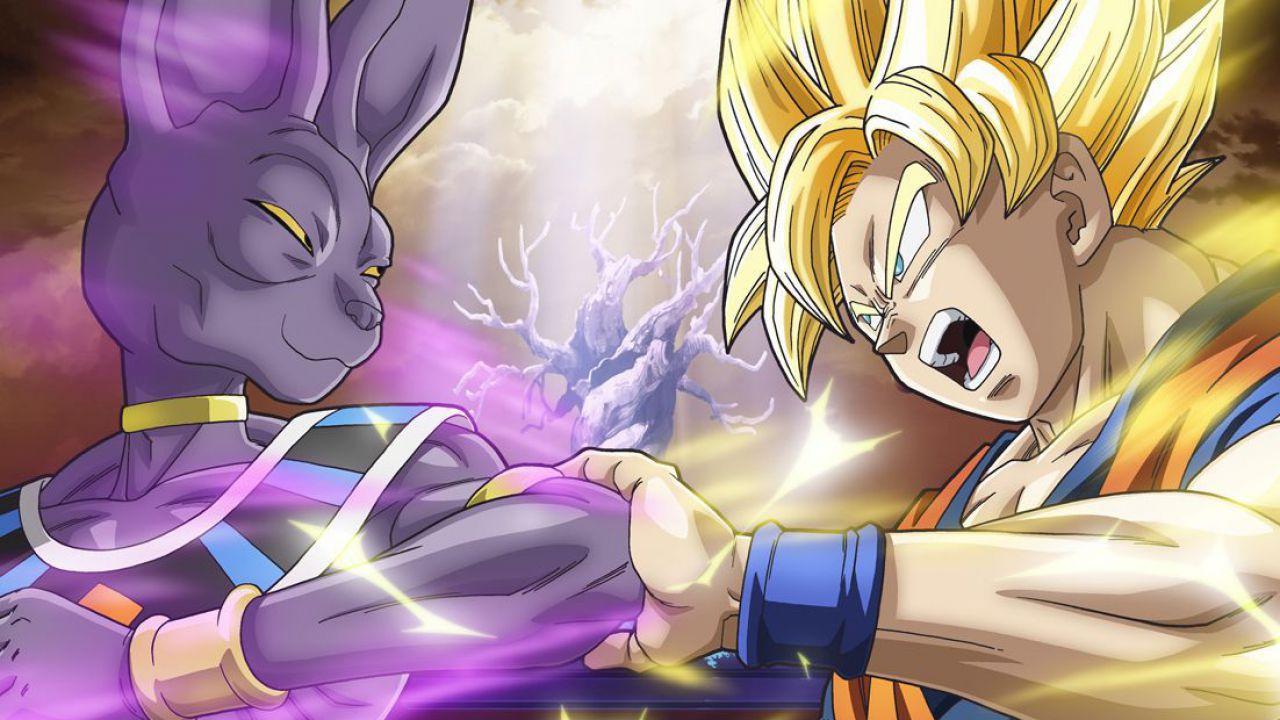Dragon Ball Z: la Battaglia degli Dei compie 6 anni dall'uscita in Giappone