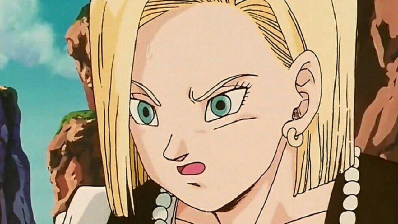 Dragon Ball Z: C-18 si mostra nel fedelissimo cosplay di Enji Night