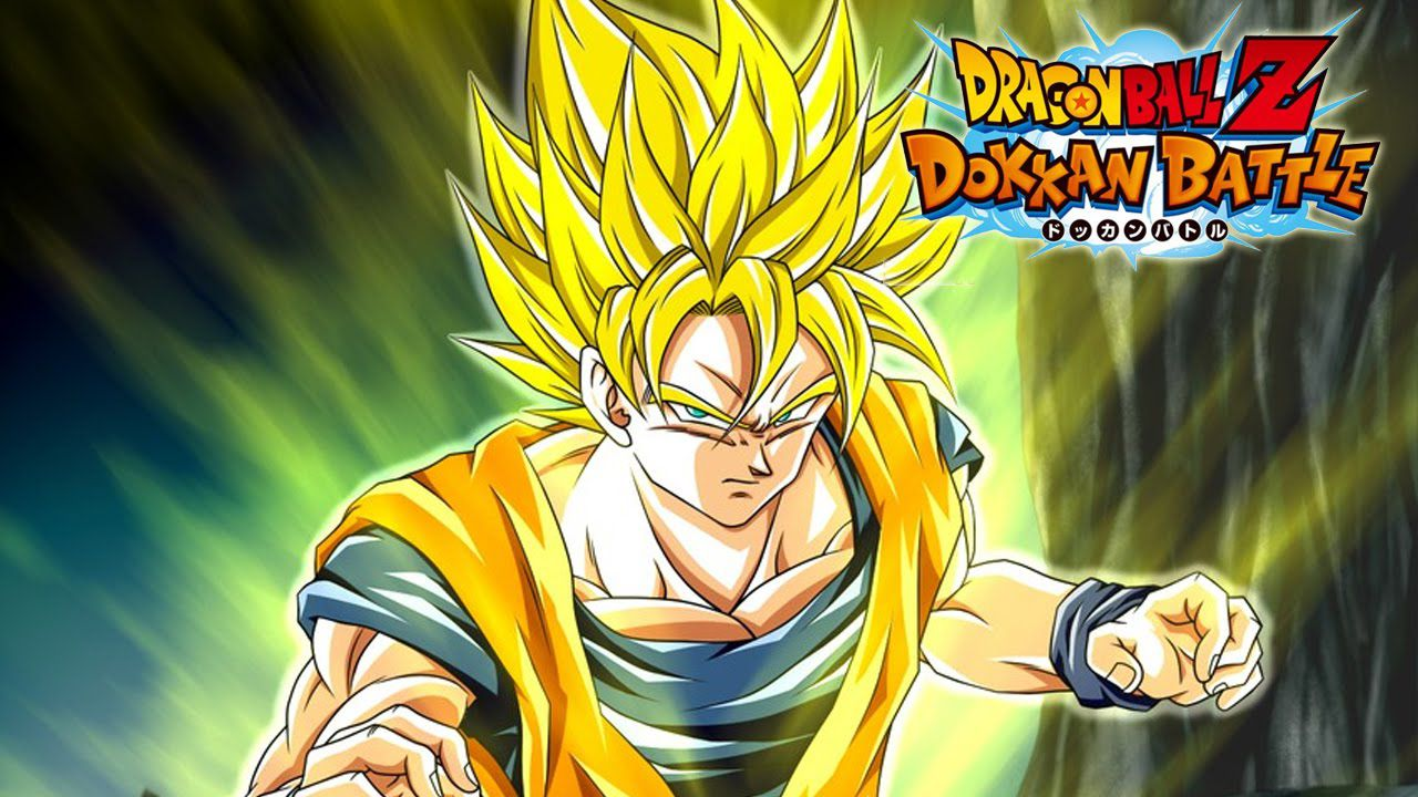Dragon Ball Z Dokkan Battle disponibile su App Store e Google Play