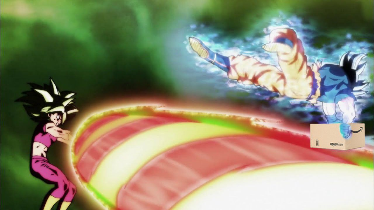 Dragon Ball Z: un fan fa un acquisto online e chiede al corriere una Kamehameha, lui la fa